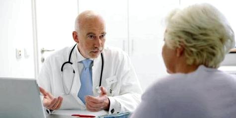 Hemmungen? Fragen Sie einen Arzt um Rat, dem Sie vertrauen - auch wenn er kein Facharzt ist!