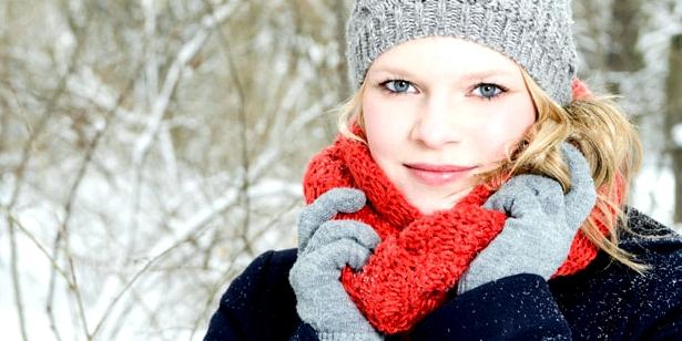 Mütze schützt vor Unterkühlung
