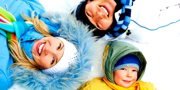 Die richtige Winterbekleidung schützt vor Erfrierungen