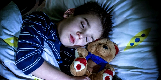Häufig nässen betroffene Kinder nachts ein