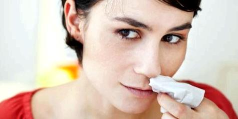 Nasenbluten nicht unterschätzen