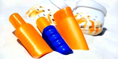 Sonnenschutz-Produkte