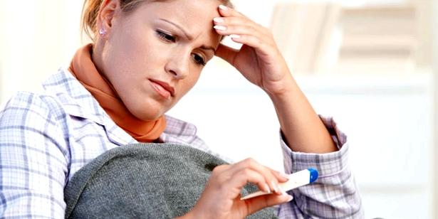 Fieber bei Blutvergiftung
