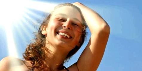 Sonnenstrahlen fördern Pigmentstörungen