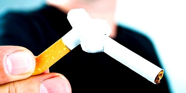 Der Verzicht auf Nikotin ist die beste Vorbeugung gegen COPD