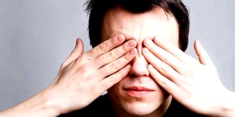 Augenübungen für gute Augen
