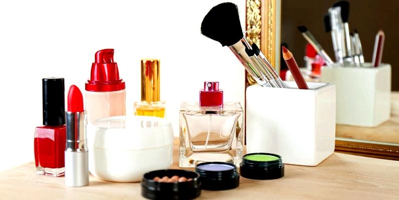 Sonnenallergie-Ursache Kosmetika