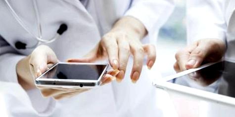 Brauchen Ärzte keimfreie Smartphones und Tablets?