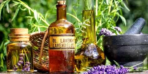 Lavendelöl hilft bei Sonnenallergie