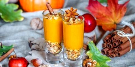 Smoothies für den Herbst