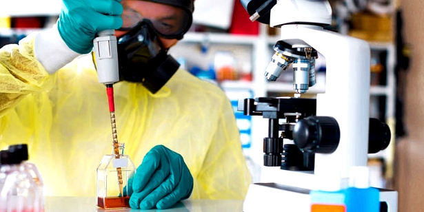 Labordiagnostik zur Identifikation des Ebola-Virus