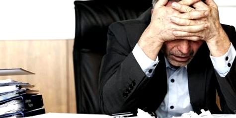 Wenn Stress zum Dauerzustand wird, kann er das Herz angreifen