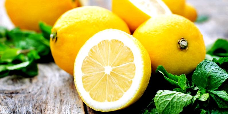Hühnerauge entfernen mit Zitronenscheiben