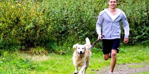Joggen hilft bei chronischen Schmerzen durch Morbus Crohn