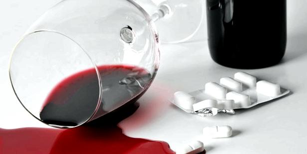 Alkoholmissbrauch kann zum Delirium führen