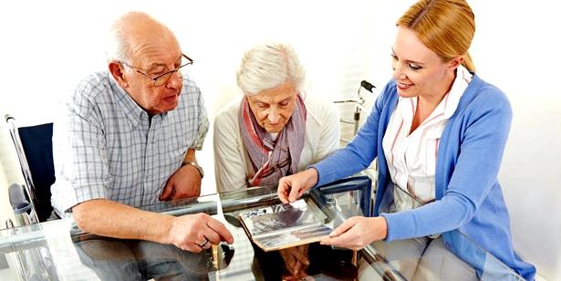 Reminiszenztherapie bei der Demenz-Behandlung