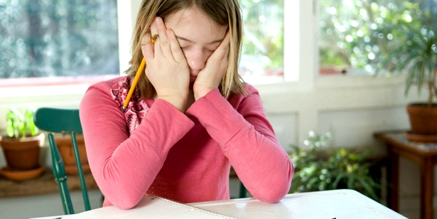 Legasthenie bei Kindern