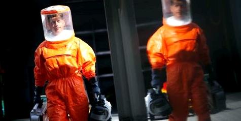 Ebola Impfstoff am Menschen getestet
