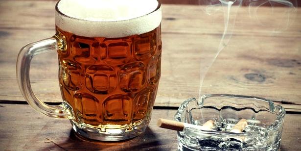 Alkohol Risikofaktor für eine Arterienverkalkung