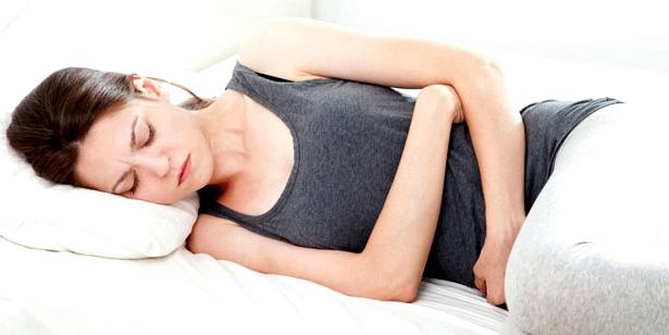 Regelbeschwerden durch Endometriose