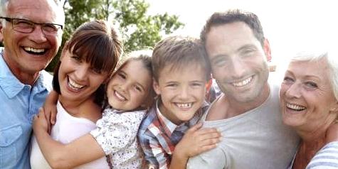 Erbkrankheiten können Familien unglücklich machen