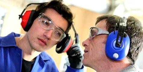 Gehörschutz beugt Krankheiten wie Tinnitus vor