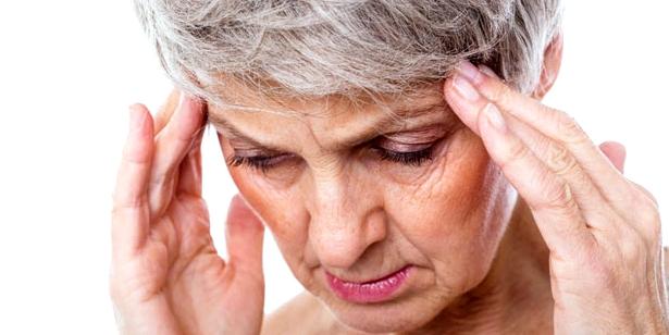 Kopfschmerzen durch Hirntumor