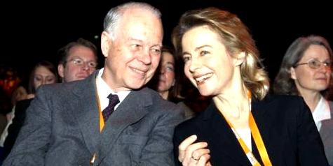 Ursula von der Leyen und ihr demenzkranker Vater