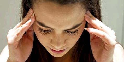 Kopfschmerzen häufig im Sommer