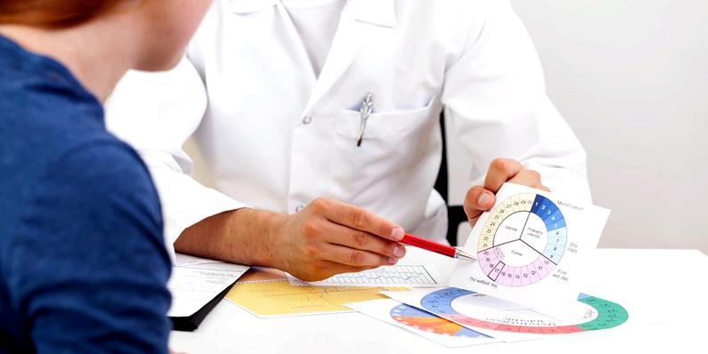 Frauenarzt erklärt Zyklus