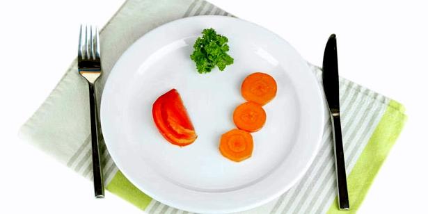 Magersüchtige beschränken sich beim Essen