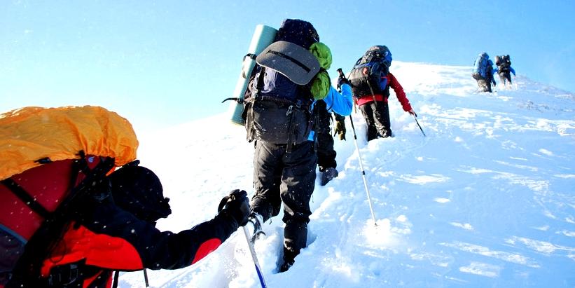 Langsamer Aufstieg kann Höhenkrankheit vorbeugen