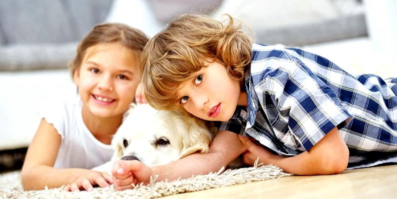 Tierhaarallergie bei Kindern