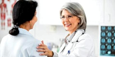 Zuhören Voraussetzung für Diagnose