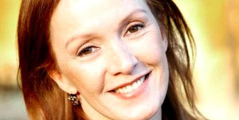 Katja Flint hat Migräne