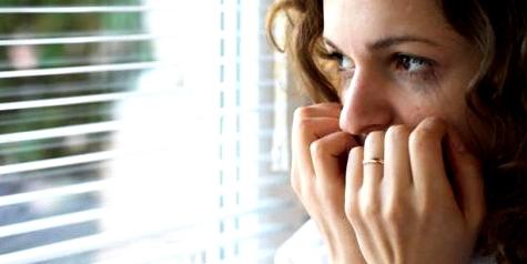 Angst kann zu psychosomatischen Krankheiten führen