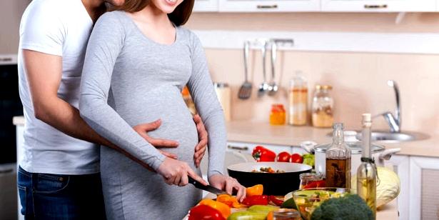 Viele Vitamine in der Schwangerschaft um Blutarmut zu vermeiden