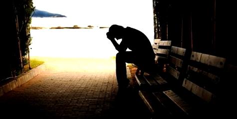 Jeder hängt mal traurigen Stimmungen nach.