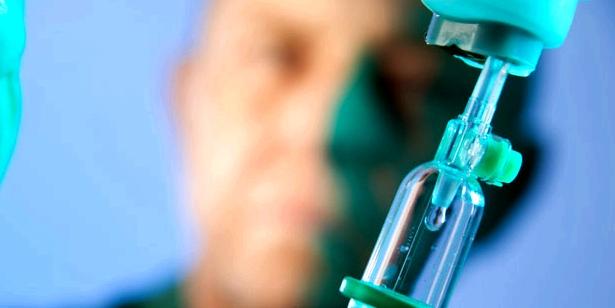 Chemotherapie bei Blutkrebs