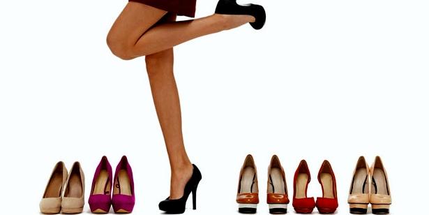 Zu enge Schuhe Ursache für Hühneraugen