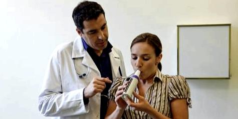 Atemtest verrät Infektion mit Helicobacter