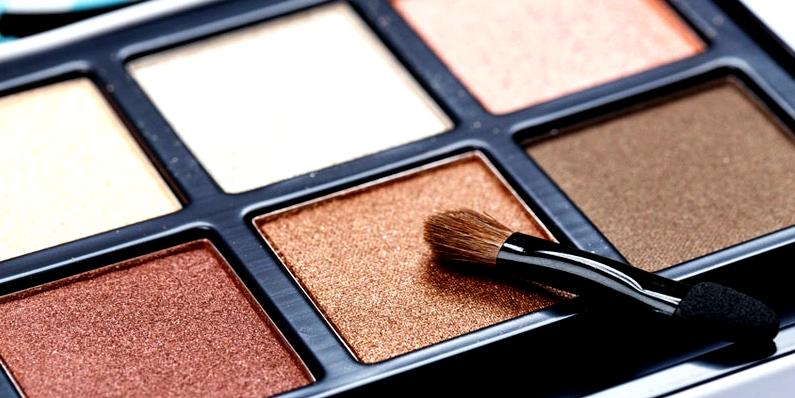 uitslag door allergie make up