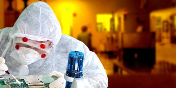 Killer Viren in deutschen Laboren