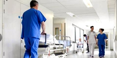 Erhöhte Ansteckungsgefahr im Krankenhaus
