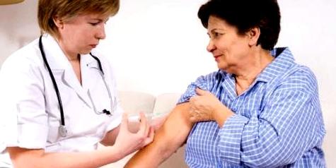 Impfen im Alter