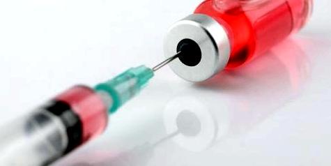 Kombi-Spritze gegen Röteln