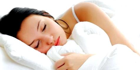Viel Schlafen bei Röteln
