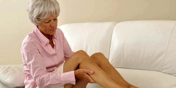 Schmerzen durch Restless Legs