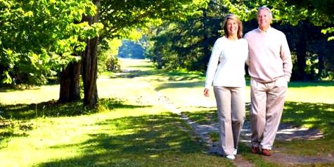 Nach einer Stoßwellen-Therapie ist Ulla Weber wieder schmerzfrei