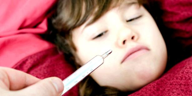 Fieber und Abgeschlagenheit durch Leukämie